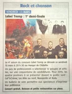 L'Eclaireur du Gatinais - 11-03-2015